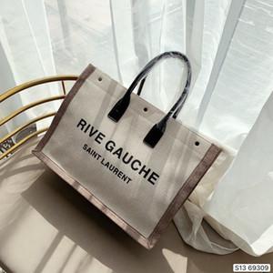 gros Designer Sacs à bandoulière Mode Sacs à main de luxe de marque sac fourre-tout Avslappnad Panier Paquet filles bourse Sac à bandoulière 2020626K