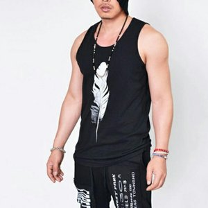 2019 summer bodybuilding tank tops men anime funny tops no pain no gain vest fitness clothing super gyms sing