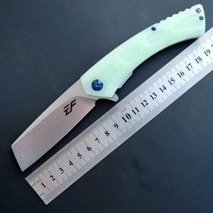 Nuovo Eafengrow EF931 coltello pieghevole D2 + G10 Portable tasca di campeggio di caccia della lama Jackknife utensili da cucina all'aperto di frutta multi EDC strumento Adker