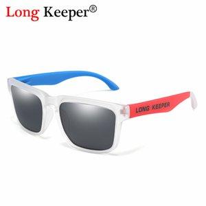 2020 Polarized Sunglasses Men's Driving Male Sun Glasses For Men Retro Cheap Designer Gafas De sol With LONG KEEPER