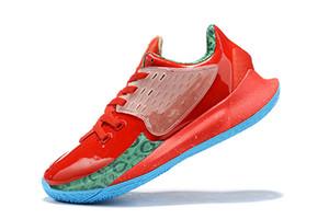 2 s Kyrie IV Şanslı Charms Erkek Basketbol Ayakkabıları Irving 2 Konfeti BHM EŞITLIĞI All-Star Mart Yengeç patron Şehir Guardians Londra Mamba Sneakers