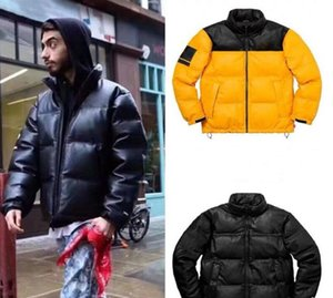 Vente chaude 2019 nouvelle Marque Designer Casual Men Down Jacket Manteaux Hommes Homme Manteau d'hiver de Down Vestes à capuche outwear