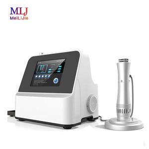 İyi Efekt Fiziksel Ultrason ShockWave Terapi Makine ev kliniği salon için