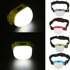 Ultraléger XPE LED Lampe Sports de plein air Pêche Phare Camping Lumière