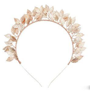 Alça de cristal deixa o cabelo Vestido Acessórios de cabelo Tiara Wedding Band para o casamento 2 cores frete grátis