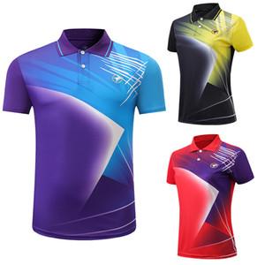 Individuelles Badminton T-Shirt Männer Frauen Anzug Sport Badminton Hemd Set, Tischtennis t, Tennis Sportsuit