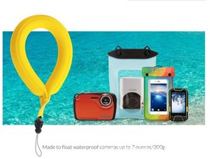 Gopro 4 session buoyancy strap hero5 floating wrist strap mobile phone camera diving anti-lost strap