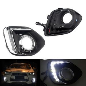 Mitsubishi ASX Outlander Sport 2013-2014 İÇİN DRL Işık Lambası Running LED Gündüz