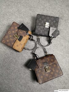 Globe trotter Beauty Case Style Wild 90373 Women Fashion Shows Shoulder Totes Handbags Top Handles Cross Body Messenger Bags