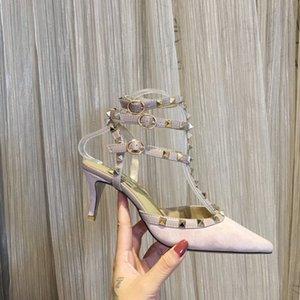 Valentino shoes ocasionales Smart Platform Formadores Pisos suela gruesa de terciopelo vestido de la plataforma para caminar de cuero de lujo del partido zapatillas de deporte