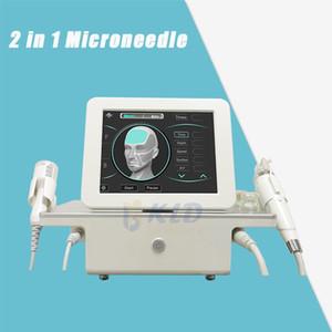 2021 Macchina RF frazionaria di frequenza 2021Radio per la cicatrice dell'acne e la rimozione dei segni delle smagliature / dispositivo del viso Microneedle Micro dispositivo di ago radiofrequenza