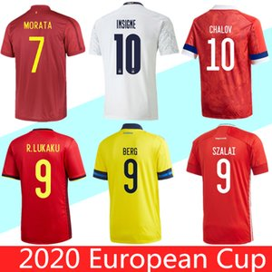 2020 Italy Soccer Jersey Kit Shirts MBAPPE 20 21 Suède Belgique Espagne Hongrie Russie Football Shirt MBAPPE Maillot de Foot Camiseta