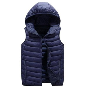 Luxury Down 2019 Mens Designer Winter Parka Coat Men Women High Quality Winter Jacket Mens Designer Down Vest 4 Colors