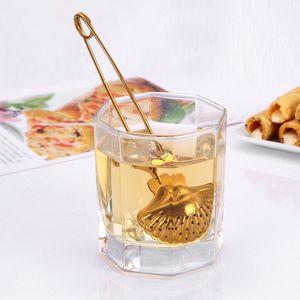 Drop Ship Stainless Steel Spoon Bulk Loose Tea Leaves Mesh Ball Infuser Filter Strainer Tea Strainers
