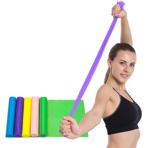 Strength Training Band Ring Elastic Stretch Hip Belt Adjustable Sport Stretch Strap Belts Gym Waist Leg Fitness Yoga Belt