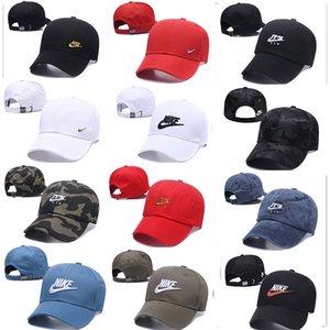 Nueva lujo Four Seasons para hombre diseñador de la mujer nik casquillo de la manera Marca Tacaño del borde de los sombreros Impreso Marca Equipada sombreros de la playa de calidad superior
