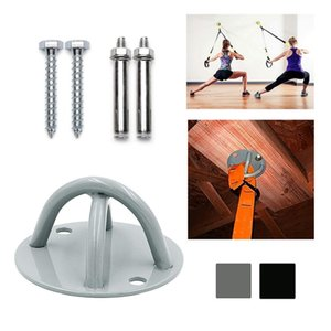 Fitness Resistance groups Hammock anchorage anchor for yoga Swing Lifting Weights Boxing Ceiling Wall Mount Anchor