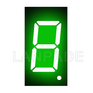 LED 7-Segment 1-Digit Green 0.36 inch CA Display 7seg Seven Seg Figure-8 DHL Free Shipping