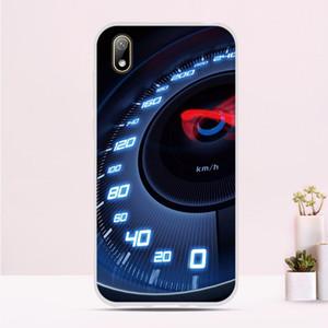 Huawei Y5 için 2020 Huawei için Kılıf Silikon Yumuşak Kapak Honor 8'ler Kapak 5,71 2020 Telefon Kılıfları Y5 AMN-LX9 AMN-LX1 AMN-LX2 AMN-LX3