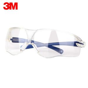 3M 10434 seguridad protector vidrios de los anteojos Resistencia al impacto de la lente gafas anti-vaho gafas de resistencia al rayado Protección UV