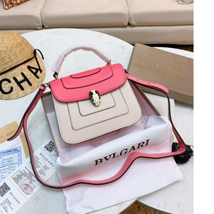 Women bag high quality shoudler handbag size 20*17cm Exquisite gift box WSJ029 # 112674 ming62