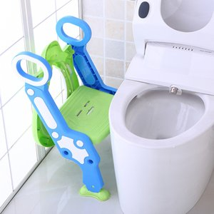 Baby Potty Training Seat Adjustable Ladder Potty Folding Portable Urinal Potty Infant Toilet for Children Seat Ring Universal