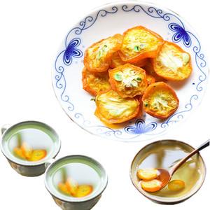 Ventas calientes Especialidad china Té de hierbas Rebanadas de kumquat secas Té de frutas Nuevo té perfumado Comida verde saludable de primer nivel