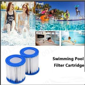 Reusable Practical I Inflatable Swimming Pool Filter Element Efficient Filter Foam Sponge Cartridge Aquarium Accessories Swimming Pool Filte