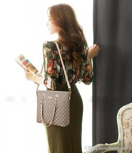 Women Bag Luxury Handbags Designer Bags 5 Colors 6pcs Set Totes Shoulder Bags Cross Body Clutch Bags Cosmetic Card Holders Key Wallets
