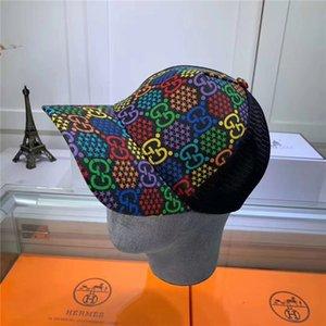 Marca de moda de lujo sombrero de barril deslumbra sombrero de pescador de doble cara de alta calidad clásico hombres y mujeres sombrero de sol