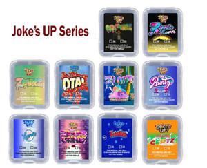 Assortiti Strain Slim Shatter Packs Wax Concentrato Packaging fino imballaggio Serie Shatter di Joke