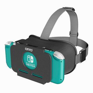 OIVO Mudar Lite VR Headset para Nintend Mudar Lite LABO VR Realidade Virtual Filmes Mudar jogo 3D VR Óculos para a Odyssey Jogos