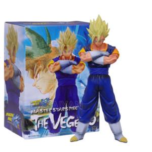 Dragon Ball Z Vegetto Anime Action Figure Maestro Stelle piece Giochi Goku Vegeta Figma DBZ Modello PVC Vegetto Doll Collector Giocattoli