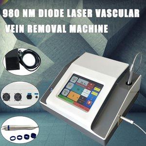 980nm diode laser retrait vasculaire beauté équipement 980nm diode laser spider veines machine de retrait laser veineux Blood Removal