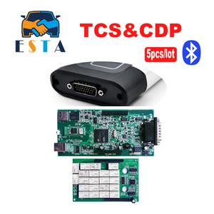2014,3 ücretsiz keygen yazılım DHL cdp 1 araba Kamyon Jenerik Teşhis aracı tcs Bluetooth 3 ile Pro TCS CDP + En iyi 5 adet / lot
