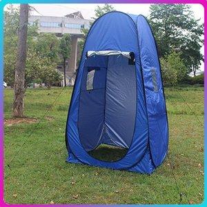 Cubic tent2020 WC Duche Alterar Praia Camping Tent Quarto portátil Pop Up Exterior Privada Acampamento Aventura Tent Wc Vestir Tent