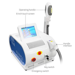 Factory sale CE ECM LVD approved factory price professional Painless fast permanent SPA Salon ICE diode laser IPL OPT hair removal machine