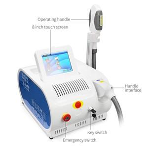 Фабрика продажа CE ECM LVD одобрил заводскую цену профессиональной безболезненной быстрого постоянный SPA салон ICE диодного лазер машина для удаления волос IPL OPT