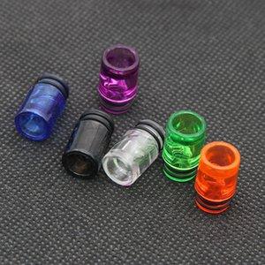 Spirale Drip Tip 810 elicoidale a spirale punte a goccia per 810 atomizzatori TFV8 TFV12 E sigaretta boccaglio flusso d'aria a buon mercato DHL libero