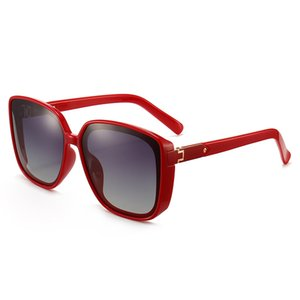 Donne Designer Sun Designer Luxury Sunglasses Luxury Ladies Fashion Polarized Sunglasses Visor Consigliato Driving Brand-NA FBCXB