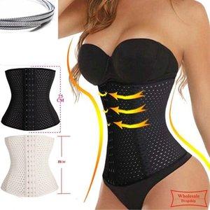 Plus Size S-6XL cintura 2020 Controle instrutor Shapers cintura alta Corset Slimming Body Shape controle Wraps Strap cintura Rosto Belt NOVO