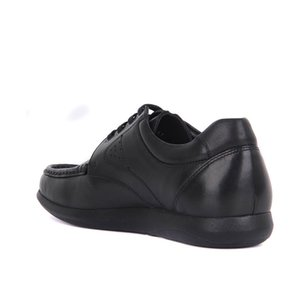 Sail-Lakers Black Мужская Повседневная Кожаная Обувь