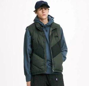 Roupa 2020 New Hot Mens Womens algodão acolchoado com chapéu da forma manga comprida manter quente alta qualidade B104019D Brasão Jacket