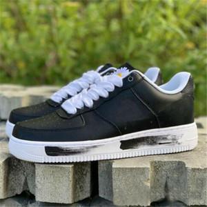 2019 GD x PEACEMINUSONE x forzata Skateboard Scarpe Nero Bianco Designer Brand New Fashion Mens Basktball Sport Sneakers