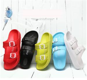 Дизайнерская обувь сандалии носить плоские конфеты цвета пляж флип-флоп Слайды женская одежда тапочки Крытый Главная Женщина обувь