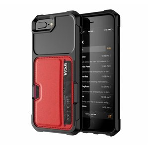 Pour iphone XS MAX XR X 7 8 PLUS Coque 360 Armor Antichoc Pour Coque Samsung Note9 Coque Support De Voiture Magnétique