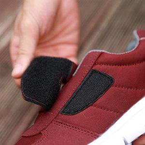 2019 Autumn New Style Outdoor Sports Jianbu Ultra-Light WOMEN'S Shoes Slip-on Adhesive Anti-slip Comfortable Mom Shoes