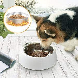Heated Pet Bowl Outdoor Dog Thermal-Bowl Provide Drinkable Water in Sub-Freezing Temperature for Cat, Chicken, Squirrels, ice free bowl