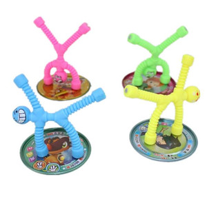 Magnet Bendy Men Kids Funny Toy Action Figure EDC Hand Fidget Sensory Toy Antistress Gadget For Autism ADHD Anxiety