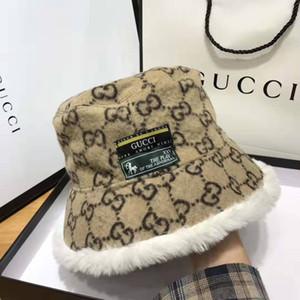 Tacaño mujer para hombre de la moda sombreros sombrero de ala especial con letras mayúsculas de fusión para el otoño invierno con 2 colores muy calidad con la caja